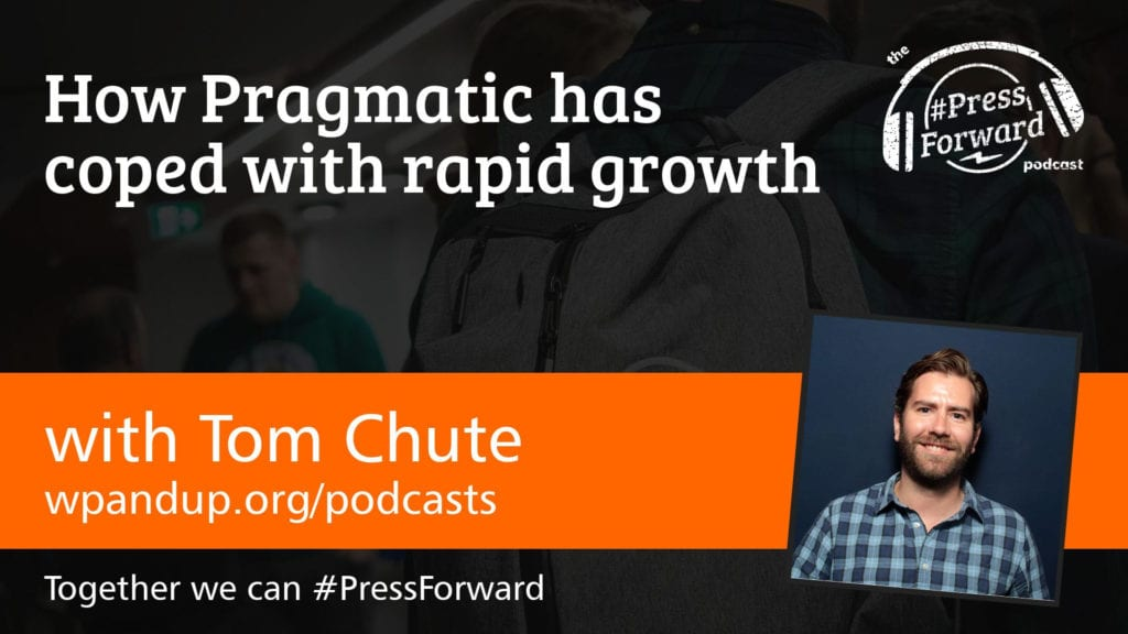 How Pragmatic has coped with rapid growth #005