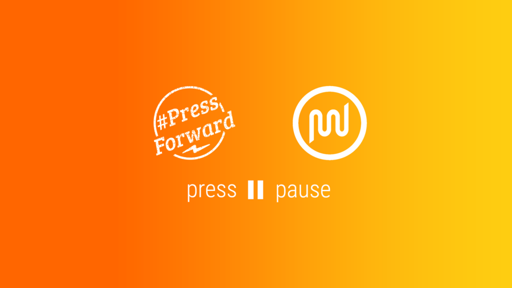 PressPause WordCamp podcast brought to you by WP&UP