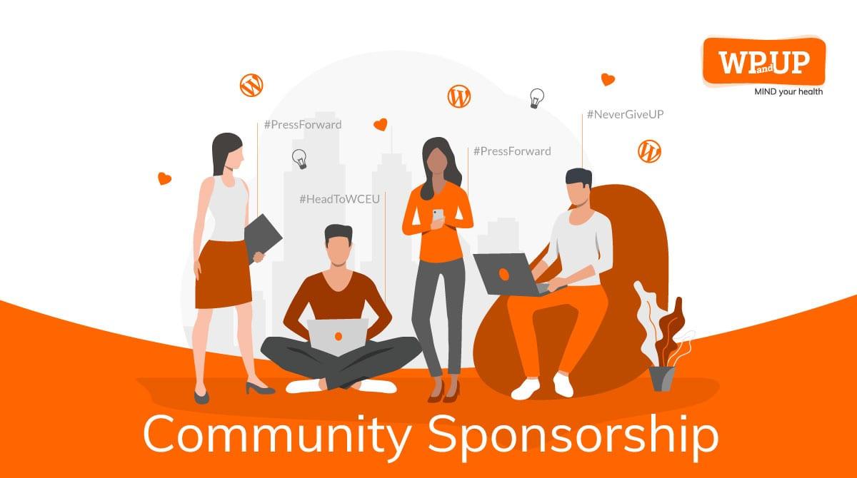 WP&UP Community Sponsorship