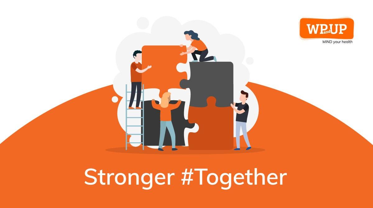 Stronger #Together